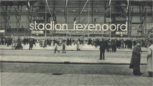Stadion Feijenoord 1950